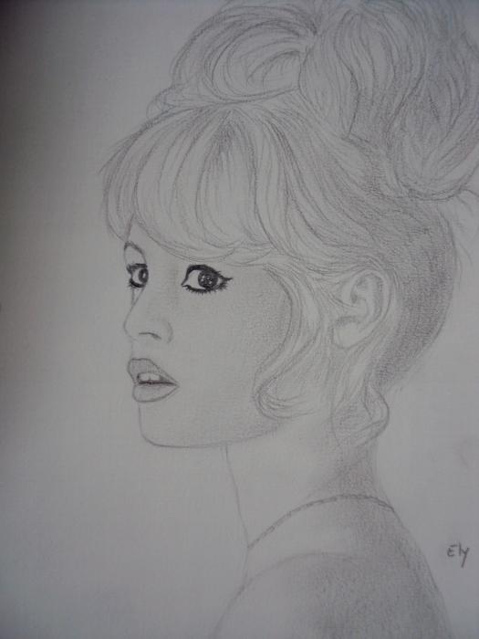 Brigitte Bardot by ely1605
